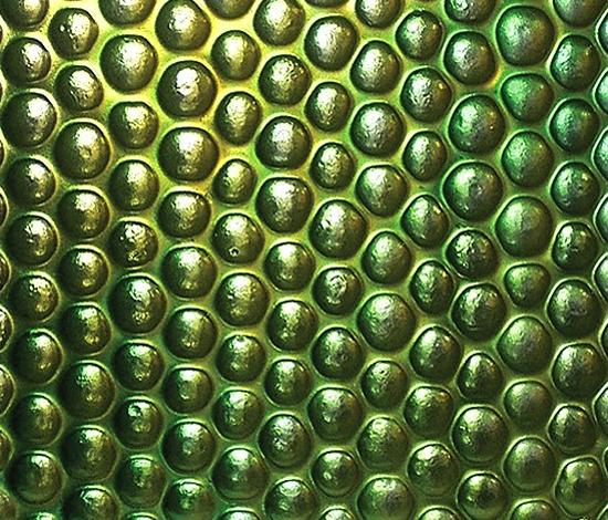 Arabian Nights | Caviar - Grace Green by Conglomerate | Decorative glass