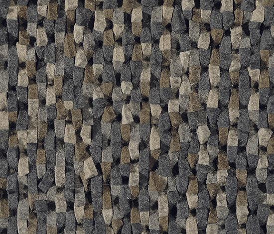 Opus Brun/noir by Toulemonde Bochart | Rugs / Designer rugs
