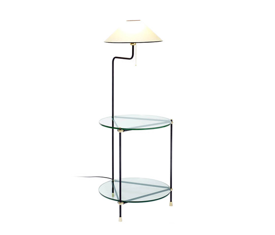 T 39 DL small table by Ghyczy | Side tables
