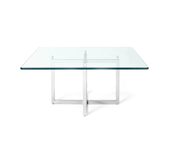 Pivot T48/3 Coffee table de Ghyczy | Tables basses