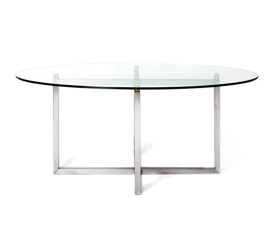 Pivot T48/4 Dining table de Ghyczy | Tables de repas