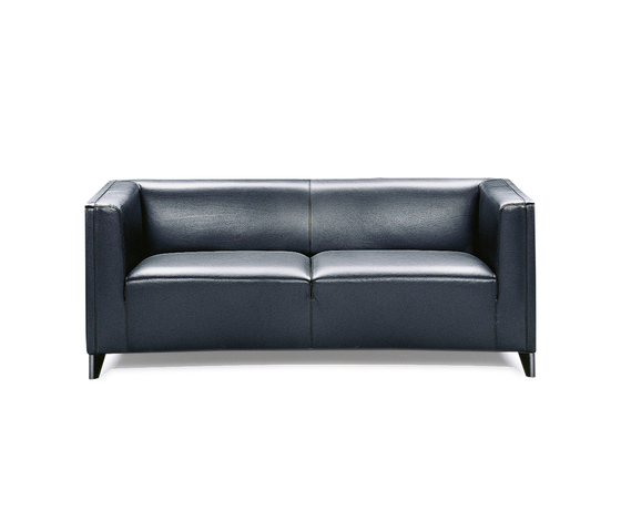 Ducale Two-seater by Wittmann | Lounge sofas