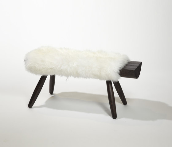 Sheep bench by Green Furniture Concept | Upholstered benches