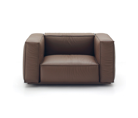 Marechiaro XIII  Armchair by ARFLEX | Lounge chairs