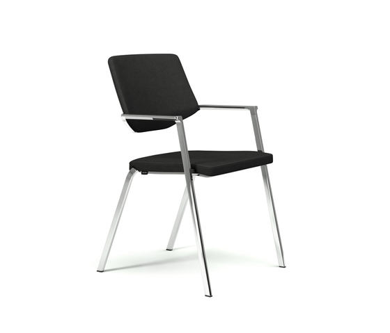 giroflex 656-6204 by giroflex | Visitors chairs / Side chairs