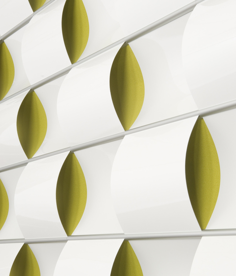Ripple by Wovin Wall   Wall panels