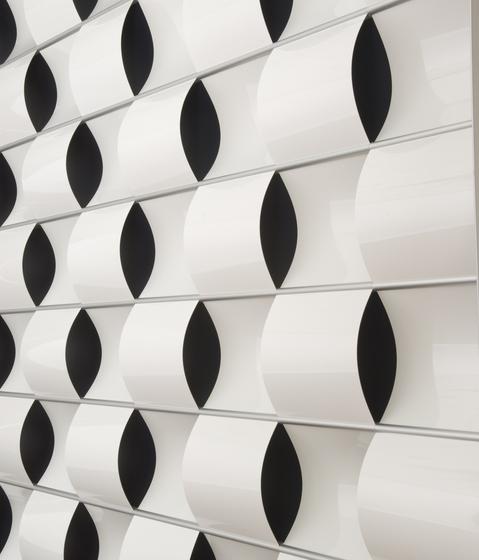 Ripple de Wovin Wall | Paneles de pared
