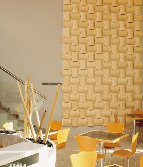 Wovin Wall de Wovin Wall | Planchas de madera