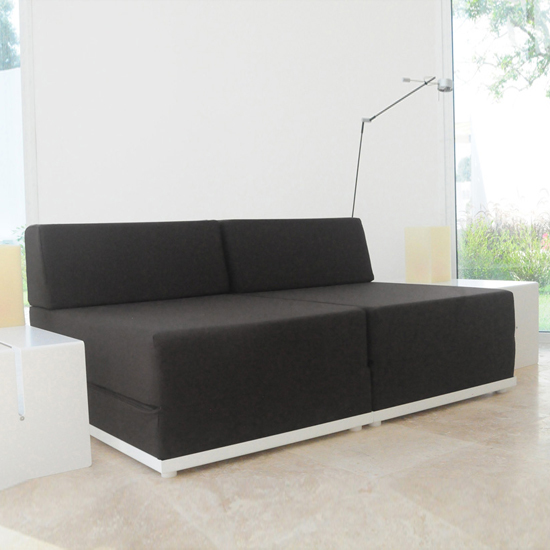 4-inside sofa bed de Radius Design | Sofás-cama