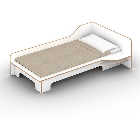 Plane by Müller Möbelwerkstätten | Single beds
