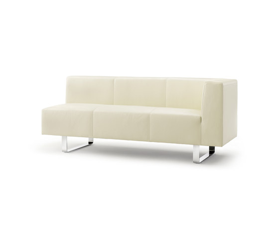 Corner by Wittmann | Upholstered benches