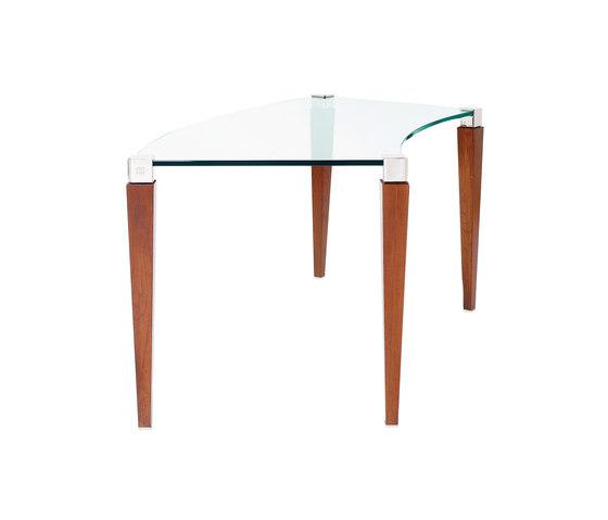 Pioneer T56/2 Writing table von Ghyczy | Schreibtische