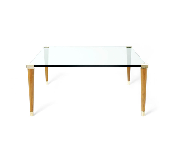 T 58/2 coffee table by Ghyczy | Coffee tables
