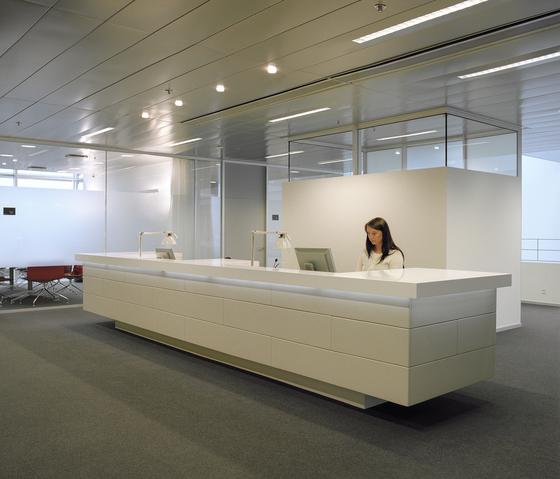 Reception desk by Designoffice | Reception desks
