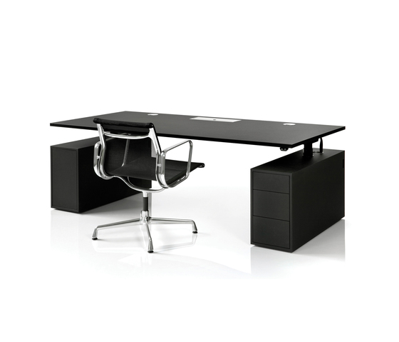 DO6400 Elevation table by Designoffice | Individual desks