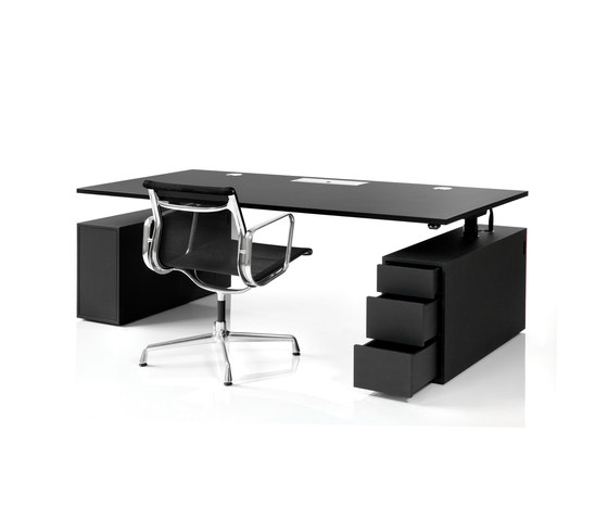 DO6400 Elevation table di Designoffice | Scrivanie individuali