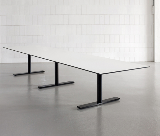 DO6300 Project elevation table by Designoffice | Conference tables