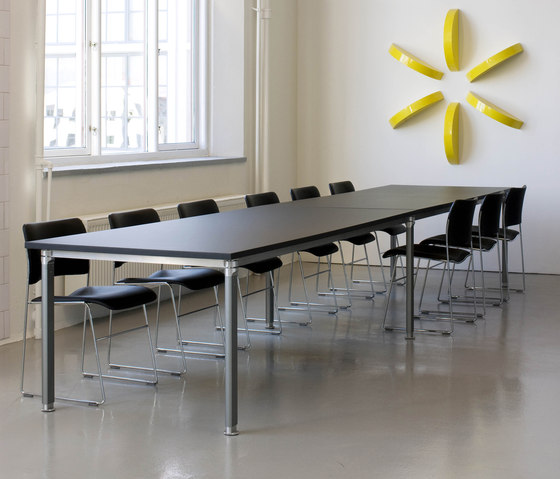 DO1300 Meeting system by Designoffice | Conference table systems