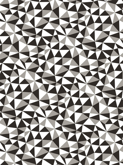 No. 5175 | Kristall by Berlintapete | Wall coverings / wallpapers