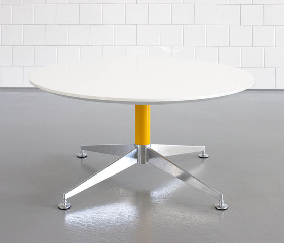 DO1200 Table system by Designoffice | Lounge tables