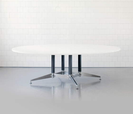 DO1100 Meeting system by Designoffice | Contract tables