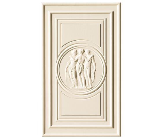 Preziosa Grazie Beige Inserto by Fap Ceramiche | Ceramic tiles