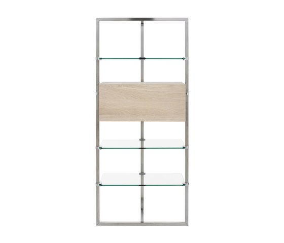 Pioneer R16F Wall shelf by Ghyczy | Shelving systems