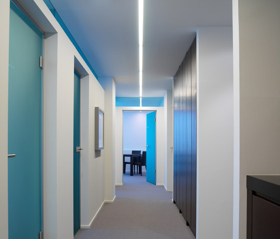 p.series recess light ceiling di planlicht | Illuminazione da incasso a soffitto