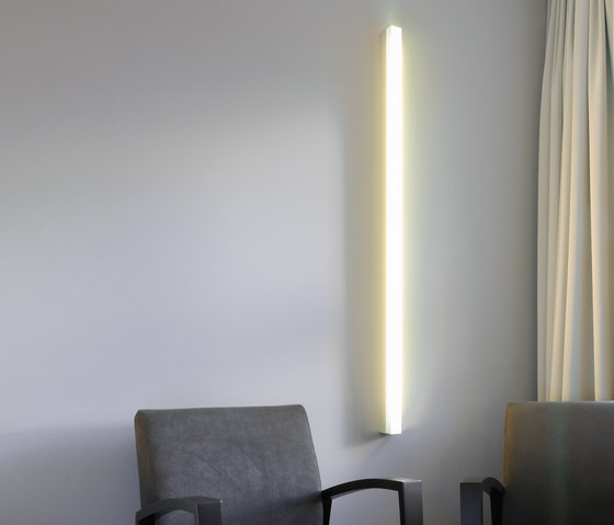 p.series surface light wall by planlicht | Ceiling-mounted lights