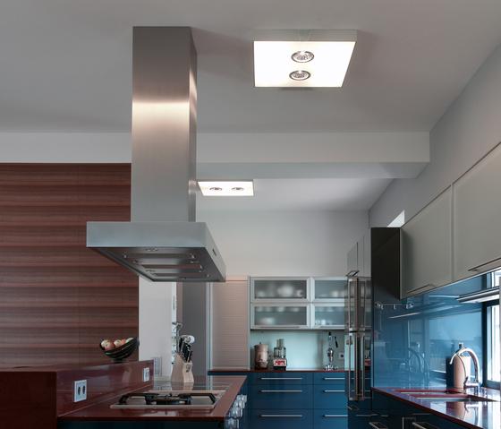 domino surface light ceiling de planlicht | Éclairage général