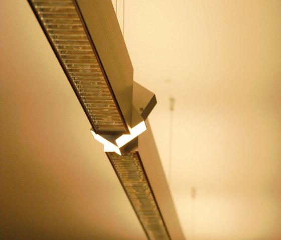 pure pendant light de planlicht | Luminaires suspendus