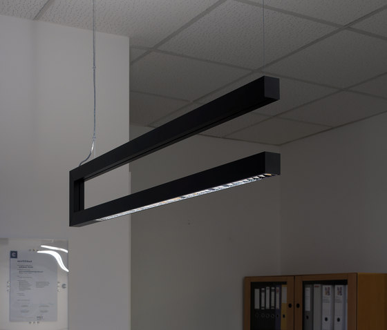 hang up LED pendant light by planlicht | General lighting