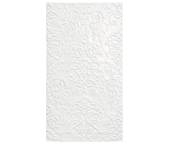 Visionary Maiolica Bianco Inserto* by Fap Ceramiche   Ceramic tiles