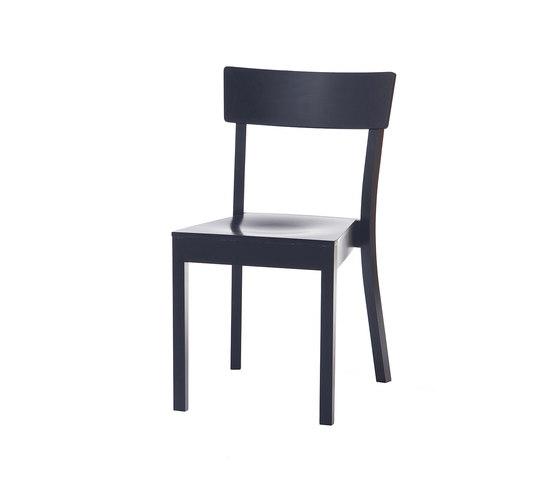 Bergamo chair by TON | Restaurant chairs