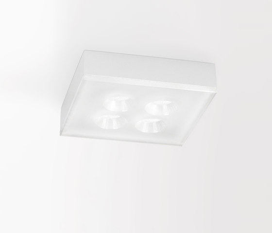 Dot.Com S 4 - 303 02 41 by Delta Light | LED wall-mounted lights