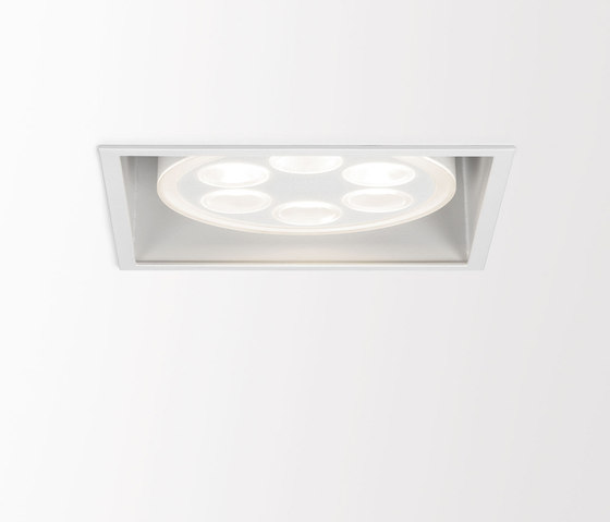 Grand Carree LED WW - 303 04 62 by Delta Light | LED recessed ceiling lights