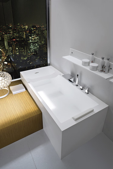 Argo Bathtub by Rexa Design | Bathtubs rectangular
