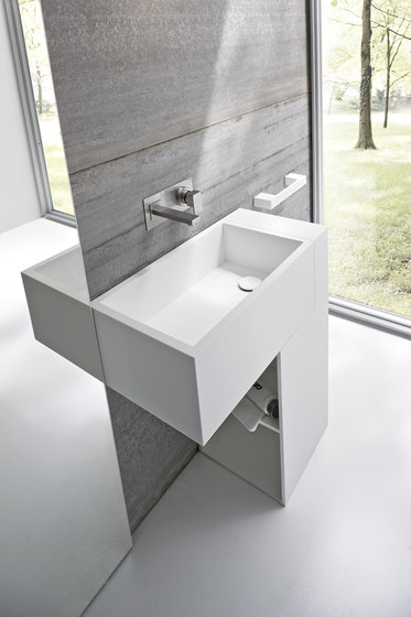 Argo Washbasin by Rexa Design | Vanity units