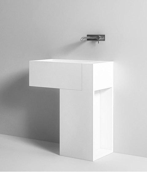 UNICO ARGO STANDING BASIN by Rexa Design | Vanity units