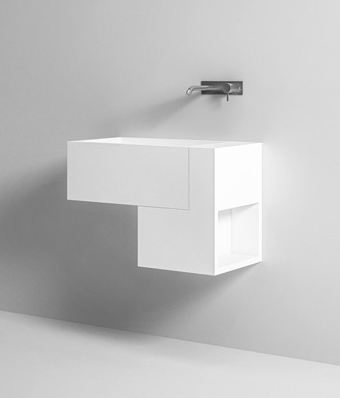 UNICO ARGO SUSPENDED BASIN by Rexa Design | Wash basins