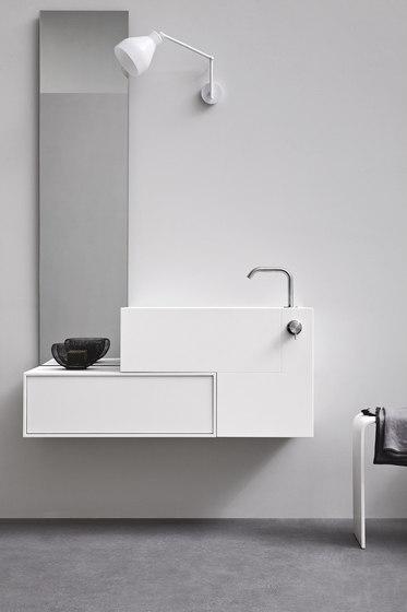 Argo Washbasin by Rexa Design | Vanity units