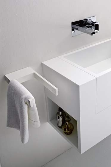 Towel rail by Rexa Design | Towel rails