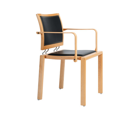 Quadro W by Dietiker | Visitors chairs / Side chairs