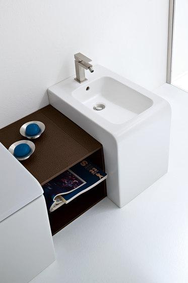 Argo-Giano WC Bidet by Rexa Design | Toilets