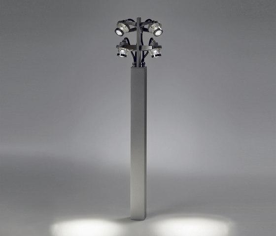 Industrial P WW - 306 14 62 de Delta Light | Luminaires pour zones piétonnes