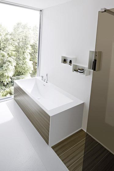 Giano Bathtub by Rexa Design | Bathtubs rectangular