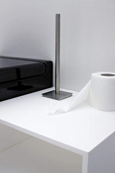 Papierrollenhalter von Rexa Design | Toilettenpapierhalter