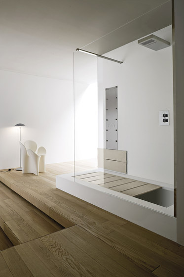 Unico Boiserie by Rexa Design | Towel rails