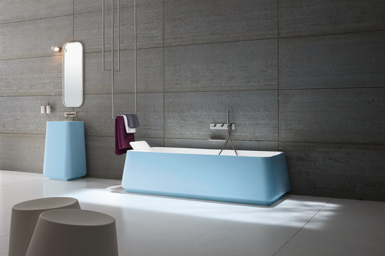Opus Bathtub by Rexa Design | Bathtubs rectangular