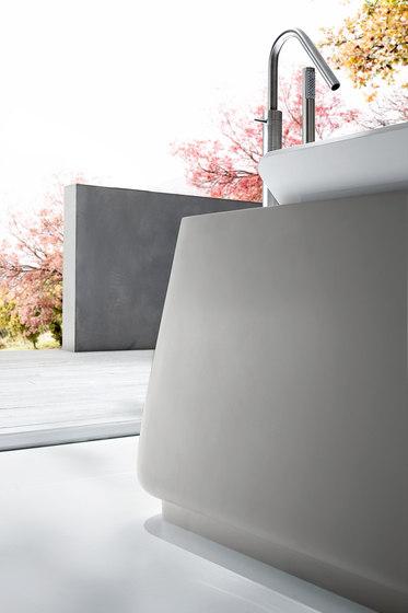 Opus Badewanne von Rexa Design | Freistehend